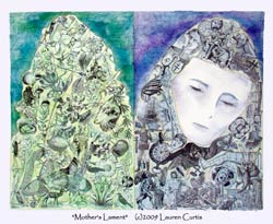 Lauren Curtis - Mother's Lament