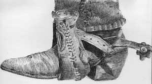Michael Fenton - Boot