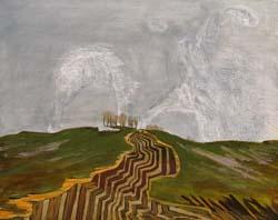 Wes Sherman - Goya's Monster 1