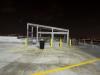 Aubrey J. Kauffman, Parking Deck Exit, Digital Print 32 x 24