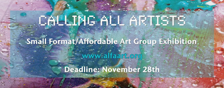 Small Format/Affordable Art Group E...