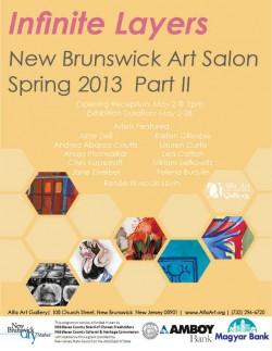 NB Art Salon Spring 2013 Part 2 Flyer_Web