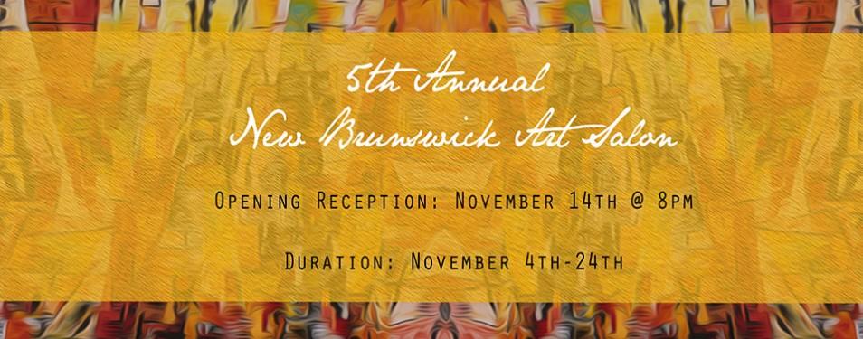 2014 – November – New Brunswick Art...