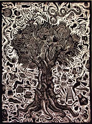 Ixrael Rodriguez - Tree of Life