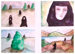 Lauren Curtis - Mystics and Mourners
