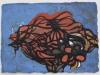 Orange Glitter Pod 300, Alyce Gottesman