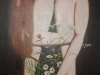 Andrei Averyanov Flora 1998 oil on canvas 47x31