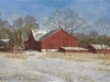 4. The Farm in Winter 20x40