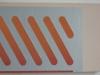 Hot Rod, acrylic and spray paint, 16x10, Ethan Sherman