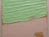 New Windows, acrylic and gouache on wood,11.5x11.5, Ethan Sherman