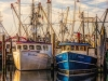 2 Fishing Boats at Viking Village Barnegat Light