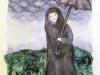 Mourner-with-Umbrella