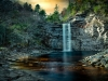 Quarry-Waterfall