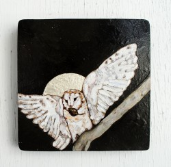 8. Owl Flight with mouse