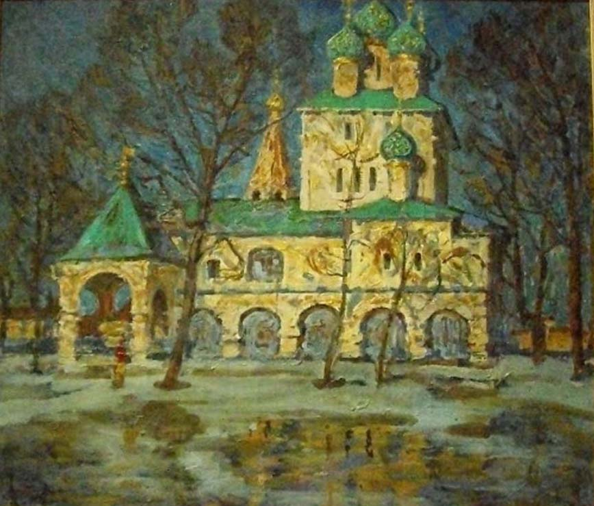 2013 Jan 31 6pm Famous Russian Contemporary Artists Alfa Art Gallery